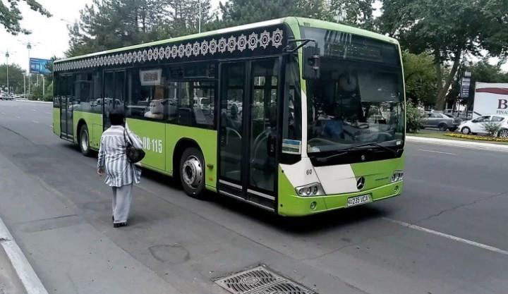 Тошкентда Рамазон ойи муносабати билан 13 та автобус йўналиши ўзгариши маълум қилинди
