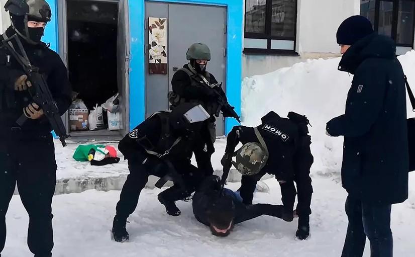 Москвада терактда айбланаётган 2 шахс 8 ва 14 йилга