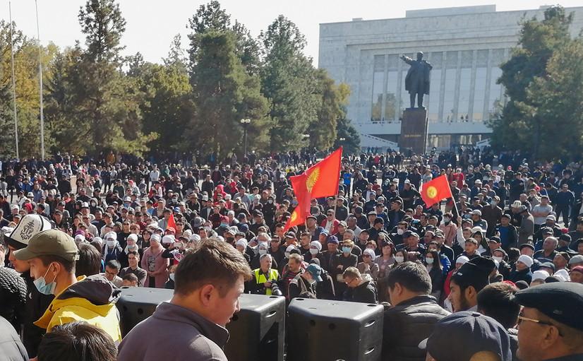 Россия Қирғизистонга молиявий ёрдам беришни тўхтатди