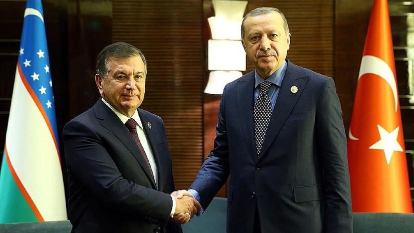 Шавкат Мирзиёев Туркия Президентига ҳамдардлик билдирди