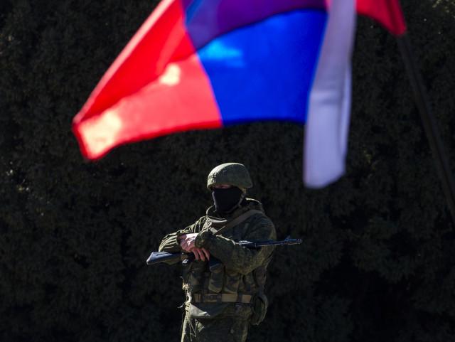 """НАТО """"тажовузкор Россия"""" қайтганини эълон қилди"""