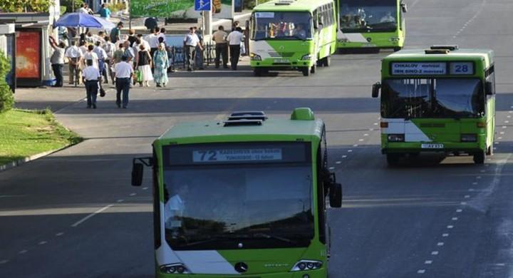 Ertadan boshlab Toshkent jamoat transportida yo'lkira narxi oshadi