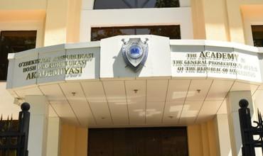 Bosh prokuratura Akademiyasi magistraturasiga o'qishga kirish tartibi belgilandi