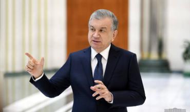 "Президент ""Uzbekistan airways"" ҳамда ""Uzbekistan airports""ни трансформация қилиш чора-тадбирлари тақдимоти билан танишди"