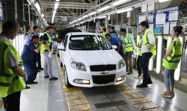 UzAuto Motors автомобиллари акциз солиғидан озод қилинади