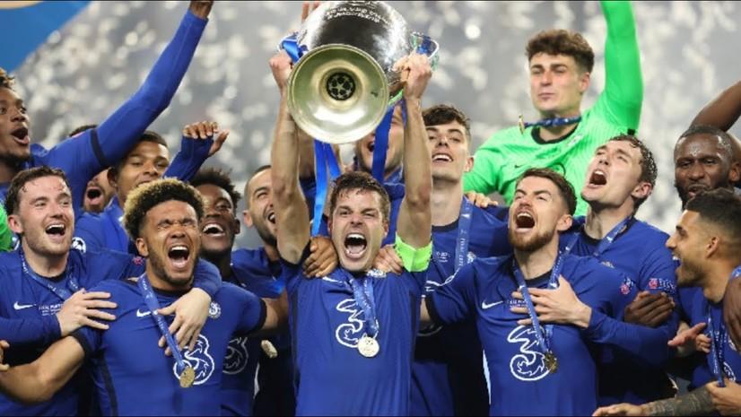 «Челси» инглизча финалда «Манчестер Сити»ни мағлуб этиб, Чемпионлар Лигаси бош совринига эга чиқди