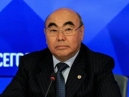 Асқар Акаев қирғизистонликларга мурожаат қилди