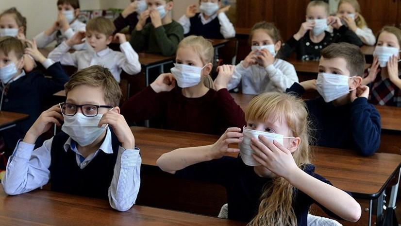 Агар синфда коронавирус аниқланса, қандай чора кўрилади?