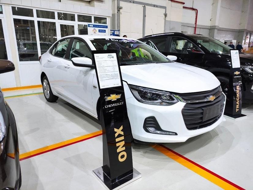 UzAuto Motors Chevrolet Onix қачондан ишлаб чиқарилишини маълум қилди