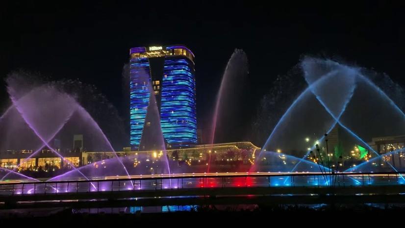 Tashkent city паркига пуллик кириш тартиби яна узайтирилди