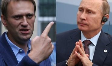 Путин ва Навальный: империалист ва националист