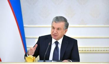 Shavkat Mirziyoyev videoselektorda tuman hokimi, prokuror, soliq va IIB boshliqlarini ishdan oldi