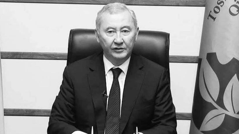 Irrigatsiya instituti rektori vafot etdi