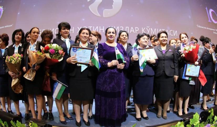 Ўзбекистон «Сиёсатдаги аёллар» жаҳон рейтингида 45-ўринни эгаллади