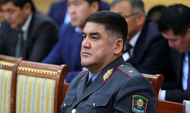 Алмазбек Атамбаевни таслим бўлишга кўндирган генералга нисбатан жиноий иш қўзғатилди