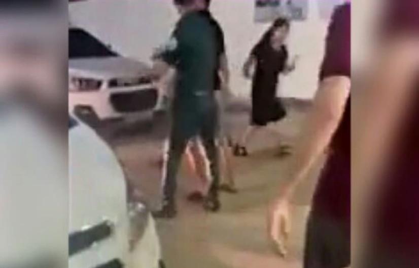 Хоразмда 4 нафар эркак бир қизга ташлангани айтилган видео юзасидан расмий маълумот берилди