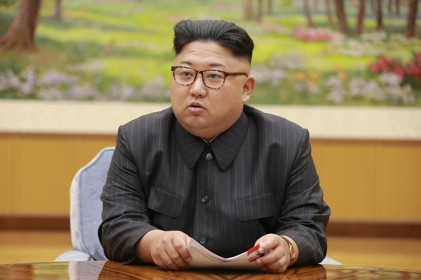 Ким Чен Ин Шимолий Кореяни аянчли очарчилик кутаётганини ошкор қилди