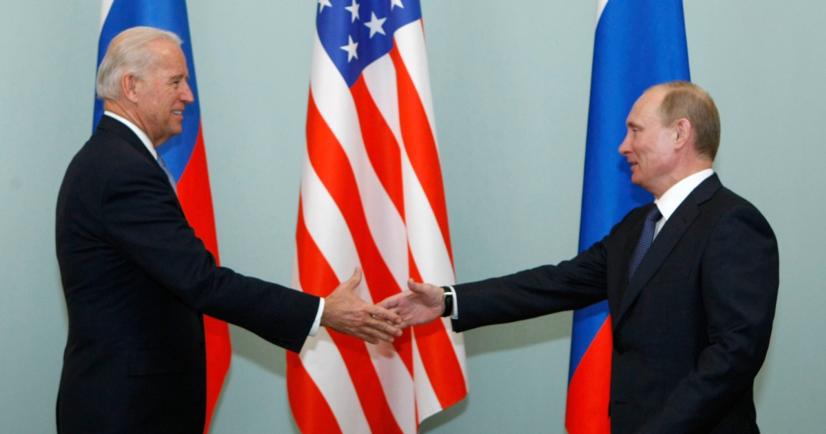 Байден Путин билан қачон учрашиши мумкинлигини маълум қилди