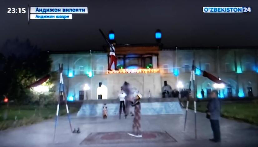 """""""Мусаффо осмон""""даги хабар каналининг аҳволи ҳақида"""