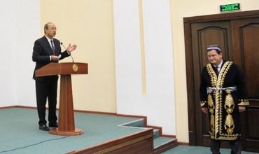 Shuhrat G'aniyev Bosh vazir o'rinbosari lavozimida ish boshlaydi
