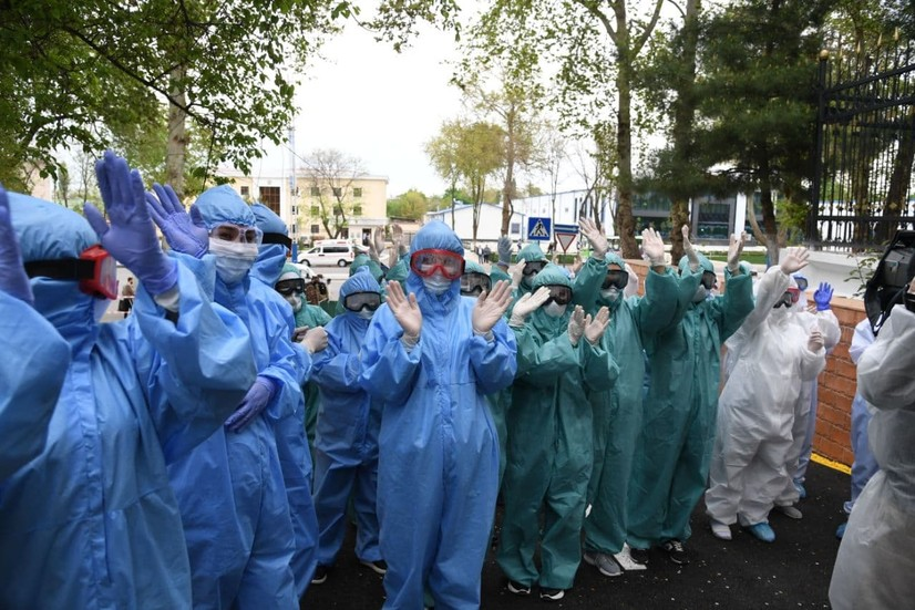 2020 йил пандемияга қарши кураш учун қанча пул сарфлангани маълум қилинди