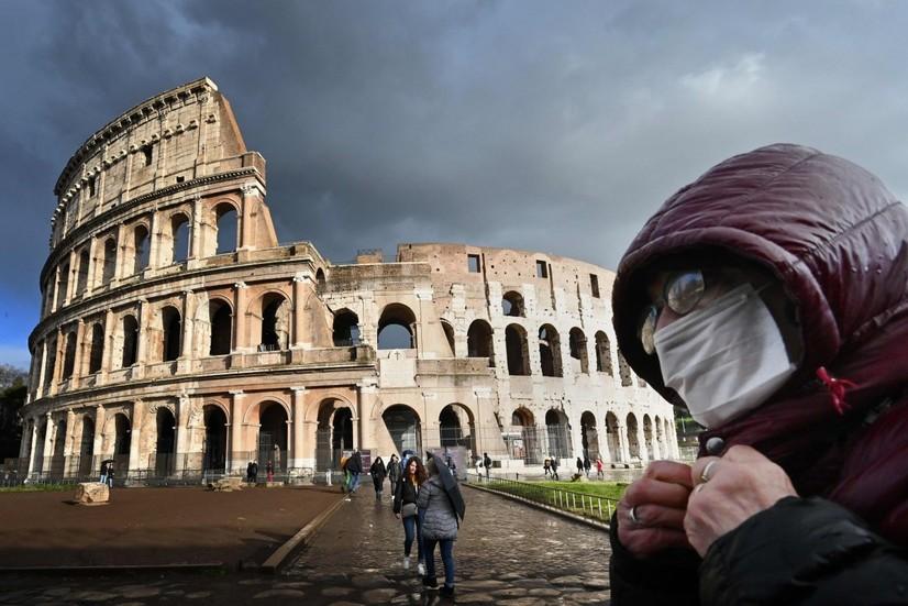 Италияда 16 миллион одам карантинга олинди