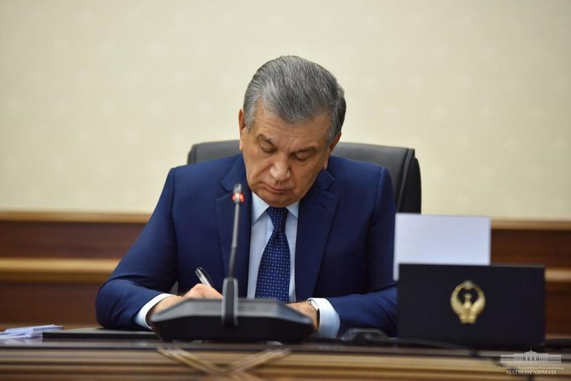 Prezident farmoni bilan Shuhrat G'aniyev bosh vazir o'rinbosari lavozimiga tasdiqlandi