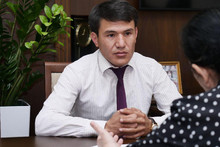 """Миллий тикланиш"" партияси Кабул Дусовдан воз кечди"