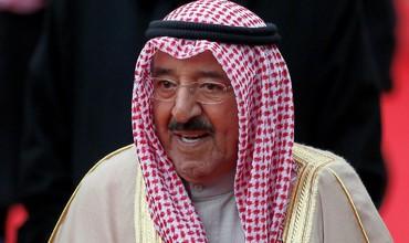 91 ёшли Кувайт амири вафот этди