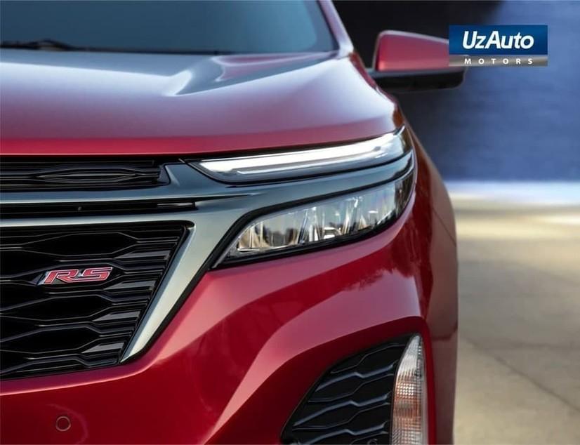 Янгиланган «Chevrolet Equinox»нинг нархи эълон қилинди