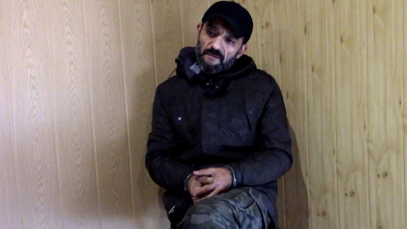 ФХХ Украина махсус хизматлари билан ҳамкорлик қилаётган ўзбекистонликни қўлга олди