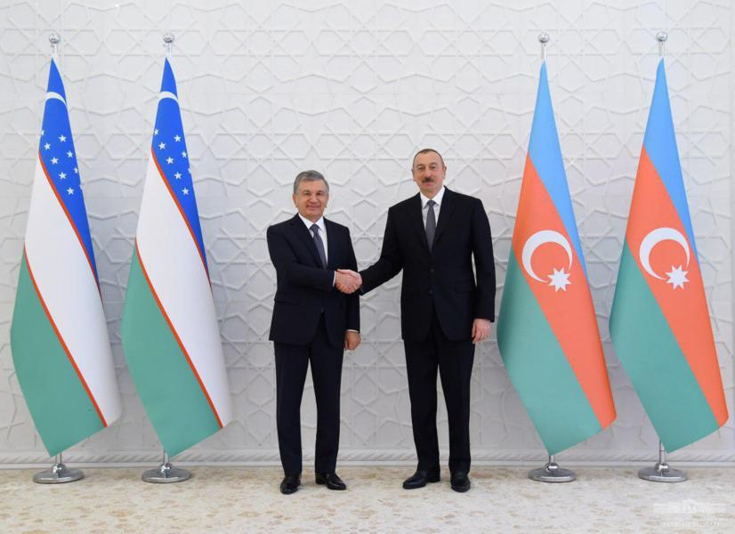 Озарбайжон Президенти Илҳом Алиев Ўзбекистонга келади