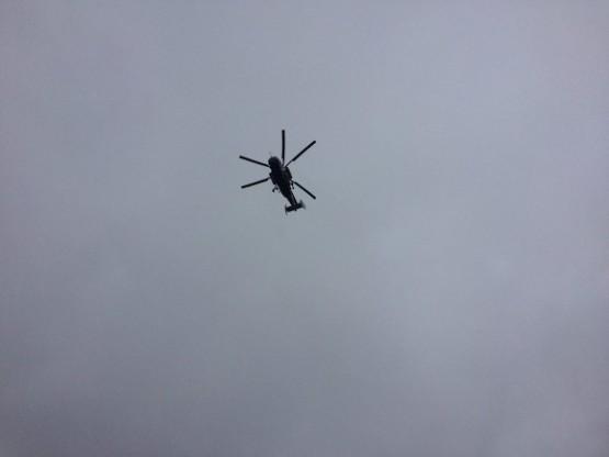 Қирғизистонда мамлакат Ҳаво мудофаа кучларига тегишли вертолёт қулаб тушди