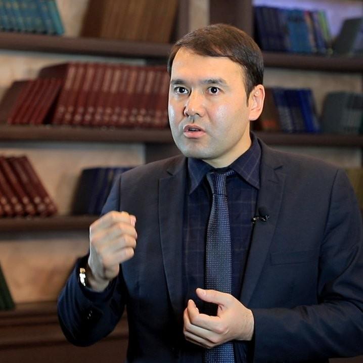 Rasul Kusherbayev: