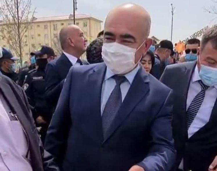 Зойир Мирзаев коронавирусга чалинди