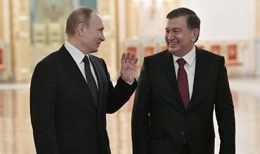 Ўзбекистон ва Россия Президентлари телефон орқали мулоқот қилди