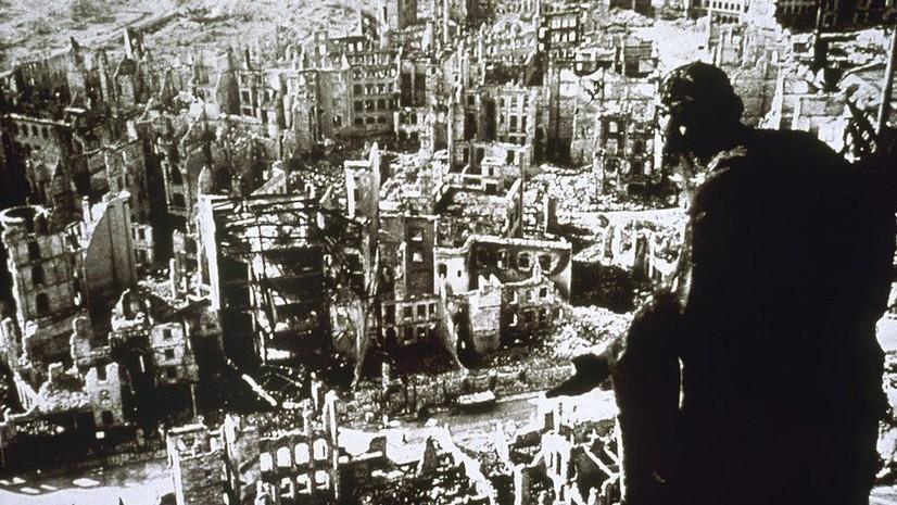 II Жаҳон уруши тарихидан: нега уруш тугашига яқин қолганда Дрезден яксон қилинди? (фото)