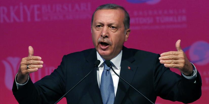 Эрдўғон Истанбулдаги рақсни провокация деб атади