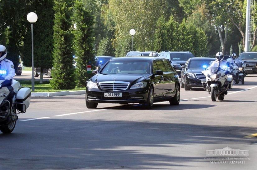 Президент кортежи машинаси Термизда аёлни уриб юборгани инкор этилди