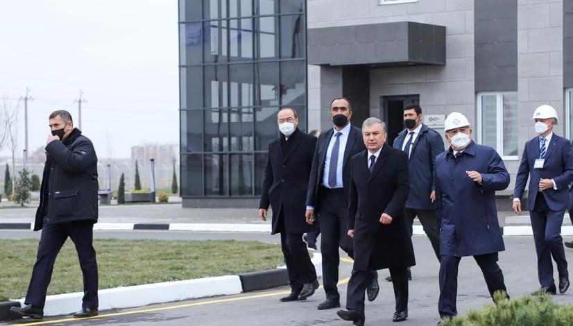 Ўзбекистон президенти Давлат хавфсизлик хизматига янги раис тайинланди