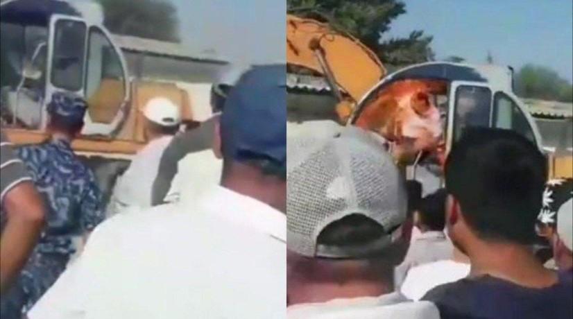 Бош Прокуратура ҳоким ўринбосарини ёқиб юборган тадбиркор иши юзасидан баёнот берди