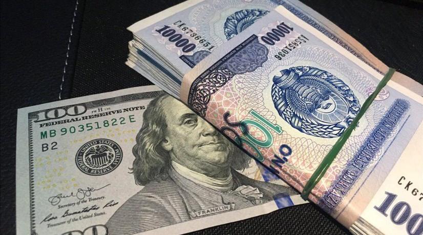 Ўзбекистондаги тижорат банкларида доллар курси яна тушди