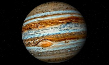 Номаълум жисм Юпитер билан тўқнашди