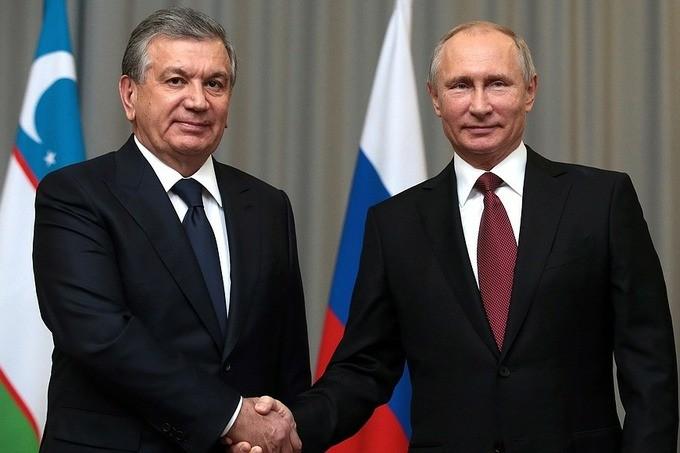 Шавкат Мирзиёевнинг Россияга давлат ташрифи кутиляпти
