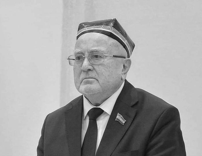 Олий Мажлис Сенати аъзоси Топиболди Холдоров 79 ёшида вафот этди