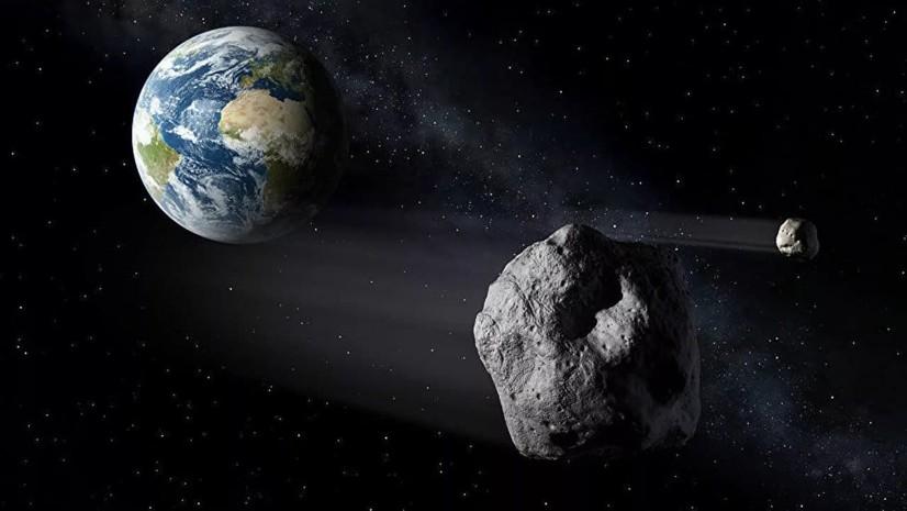 Ерга ҳозиргача учраган энг катта астероид яқинлашмоқда