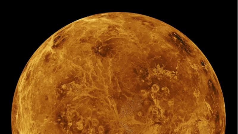Венера сайёрасида ҳаёт излари топилди