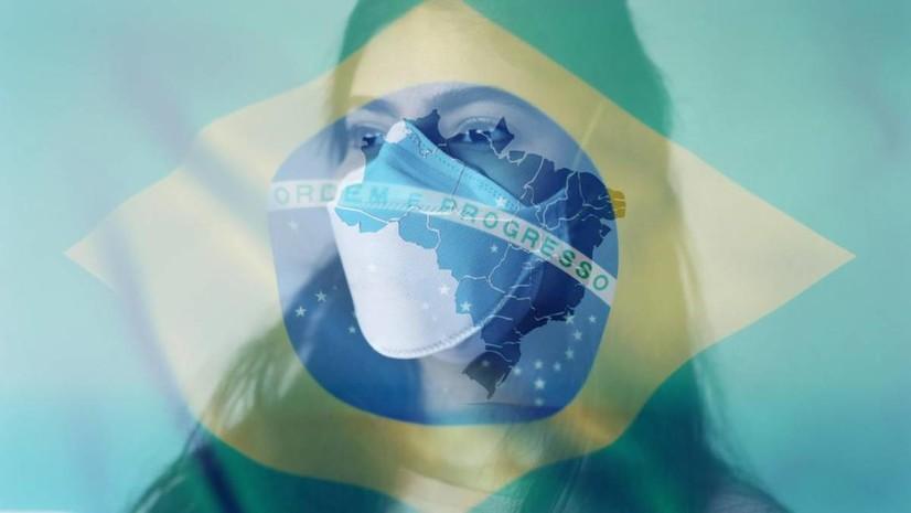 Braziliya koronavirus aniqlanish holati bo'yicha ikkinchi o'ringa chiqib oldi