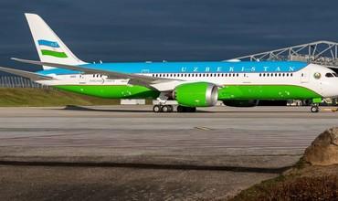 Президент янги самолётининг илк суратлари пайдо бўлди (фото)