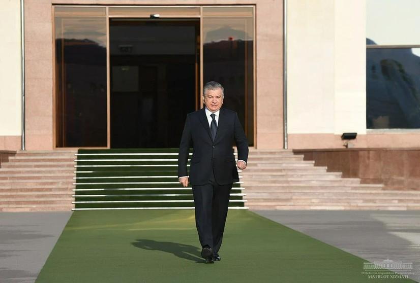 Шавкат Мирзиёев бугун Наманганга ташриф буюриши кутилмоқда